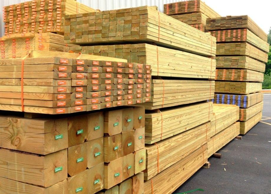Lumber - K-Wood Products - South Bend, IN