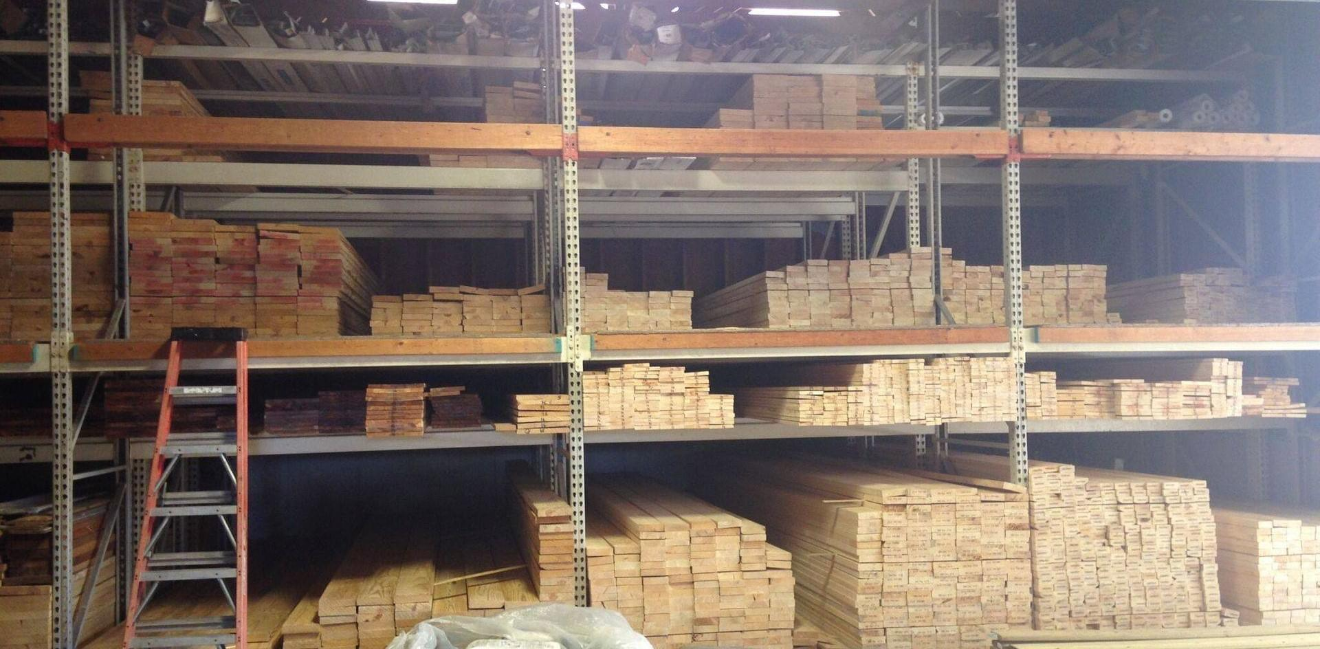 K-Wood Products Lumber